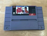 Super Bases Loaded Super Nintendo Video Game Cartridge SNES