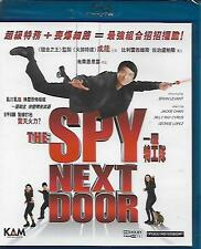 The Spy Next Door Blu Ray Jackie Chan NEW Eng Sub R1 Comedy