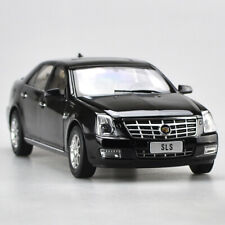 KyoSho Cadillac SLS Car 1:18 Scale Diecast Model Black Detailed Collection Gift