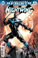 NIGHTWING #1, VARIANT, New, First print, DC REBIRTH (2016)