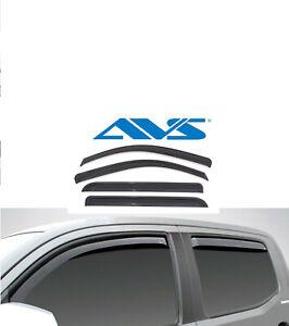 Fits Toyota Rav4 2013-2018 AVS In Channel Window Visors Rain Deflector Guards