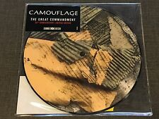 "Camouflage ""the great commandment"" limited Picture Vinyl Single 7"" NEU RSD 2017"
