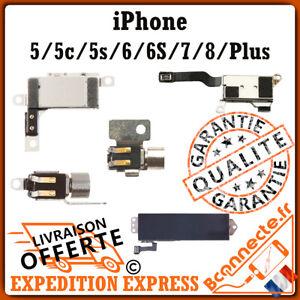 VIBREUR IPHONE 5C 5, 5S, SE, 7, 8, 6,6S /PLUS  MODULE VIBRATOR ORIGINAL
