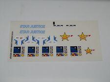 Lego Sticker for Set 10191 - (10191/4522044) #39
