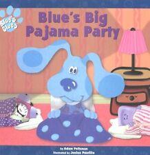 Blues Big Pajama Party (Blues Clues (Simon & Sch