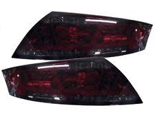 LED Rückleuchten AUDI TT 8J rot schwarz LED Heckleuchten LINKS RECHTS Rücklicht