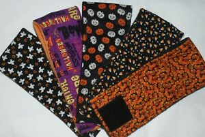 3 Dog Belly Bands, HALLOWEEN, Male Dog Diaper, Clothes,Training,Housebreaking
