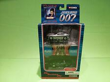 CORGI TOYS TY95901 - ASTON MARTIN + JAGUAR XKR - 007 JAMES BOND - NM IN BOX