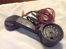 Vintage Bell System Western Electric Repairmen's Rotary Dial Phone