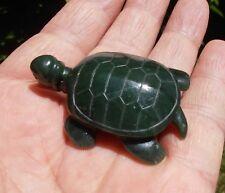 "2"" Canadian Top Grade Jade Carved  Turtle"