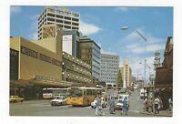Queen Street Auckland New Zealand Postcard 021c