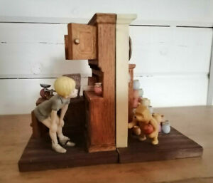 Disney Winnie The Pooh Bookends Vintage? ** Please read full description