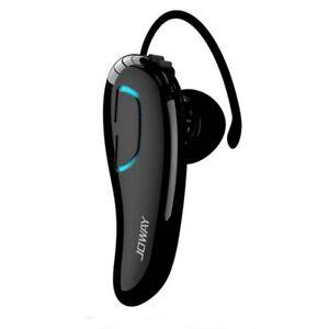 Universal Bluetooth Headset 4.0 Stereo Funkkopfhörer mit Mikrofon Schwarz