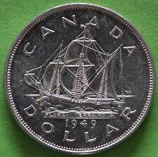 CANADA DOLLAR 1949  ARGENT