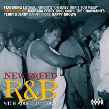 New Breed With Added Popcorn (CDKEND 291)