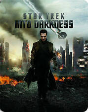 New Sealed Star Trek Into Darkness Steelbook Blu-ray Disc