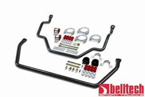 Belltech 73-87 Chevy C10/Blazer/Jimmy/Suburban Front & Rear Sway Bar Set