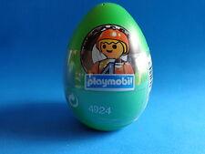 Playmobil Special Huevo desctalogado Niña con coche 4924 año 2009 raro Egg kid