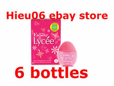 6 x Rohto Lycee Eye Drops 13ml Tired Red Itchy Relief V.Rohto Vision Eyedrops