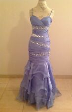 Bee darlin blue prom dress