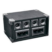 New Pyle 6-Way DJ Pro 3.4'' Horn Piezo Dual 4''x7'' Super Horn Midrange/Tweeter