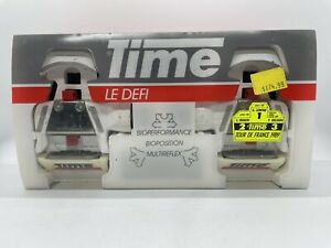 *CLASSIC* Time Racing Equipe Made in France Clipless Road Pedals NEW OLD STOCK