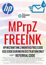 HP INSTANT INK CODE 2 MONTHS FREE INK SIGN UP 2021 REFERRAL CODE MPrpZ FREEINK