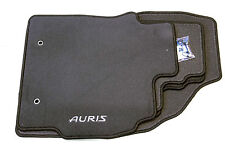 Genuine Toyota Auris Car Textile Floor Carpet Mat Set 2006>2009 Anthracite New