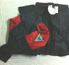 COMPLETO ANTIPIOGGIA DAINESE DUO TG.S  ONE PIECE RAIN SUIT MOTORCYCLE SCOOTER