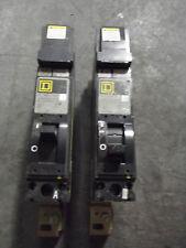Square D  20 Amp Breaker FH16020A 1 POLE 277VAC