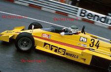 Jean-PIERRE JARIER ATS RACING Penske pc4 MONACO GRAND PRIX 1977 fotografia 2