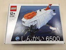 2010 LEGO 21100 Shinkai 6500 Submarine NEW