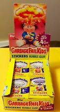 1986 Garbage Pail Kids Original 4th Series 4 GPK OS4 (BOX & 48 EMPTY PACKS) RARE