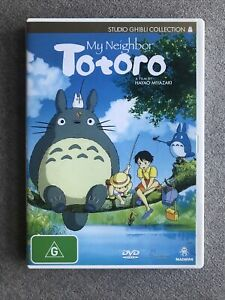 DVD - MY NEIGHBOR TOTORO - Studio Ghibli Collection -  Pal