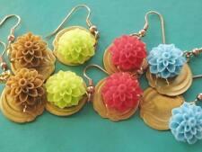 Handmade Brass Drop/Dangle Fashion Earrings
