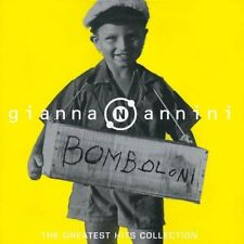Gianna Nannini - Bomboloni THE GREATEST HITS COLLECTION / Polygram CD 1996