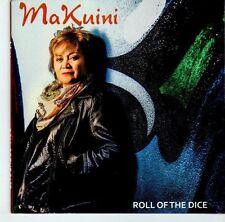 (EL760) Ma Kuini, Roll Of The Dice - 2013 DJ CD