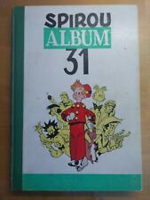 ALBUM DU JOURNAL DE SPIROU N°31 Dupuis 1949 avec calendrier 1950