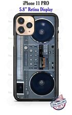 Boombox JVC Vintage Graphics Phone Case Cover For iPhone 11Pro Samsung LG etc