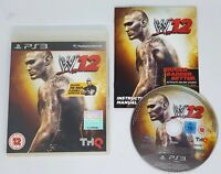 W12 - PLAYSTATION 3 (PS3) - FREE UK POSTAGE