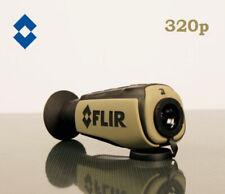 FLIR SCOUT III 320 caccia immagini termiche fotocamera thermokamera dolo dispositivo Security 60hz