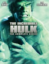 The Incredible Hulk Complete TV Series Collection Season 1-5 NEW 20-DISC DVD SET