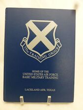 737th U.S. Air Force Basic Military Training School Lackland AFB, Texas YEARBOOK