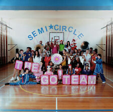 The Go! Team : Semicircle CD (2018) ***NEW***