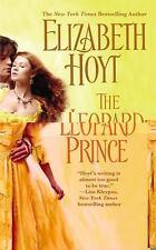 The Leopard Prince, Elizabeth Hoyt, Good Condition, Book