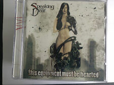 8000130120304 This Equipment Must Be Hearted by Speaking to the Deaf (2013) CD