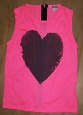 Girls' Polyester Vest Tops (2-16 Years)