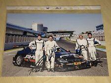 Asch & Ludwig Klaus Luca Roland Sebastian Signed Signiert Autogramm Foto 20x30