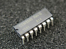 CEM3340 VCO Integrated Circuit - New - Voltage Controlled Oscillator Chip