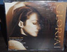 GLORIA ESTEFAN I'M NOT GIVING YOU UP U.K 2 TRACK PROMO CD SINGLE DESTINY